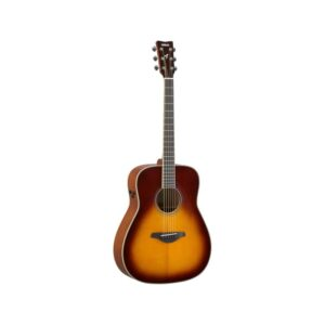 yamaha trans acoustic guiatr front view