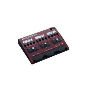 Zoom B3N bass multi-fx pedal