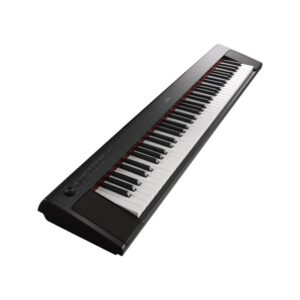 yamaha np32 keyboard angle view